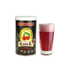 Kriek (Cereja) |5.5% |  Brewferm