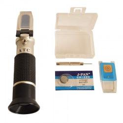 Capa LED para Refractómetro