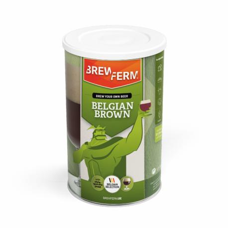 Belgian Brown   Brewferm