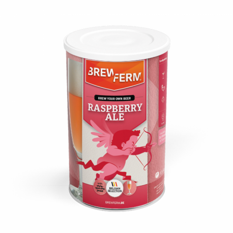 Raspberry Ale   Brewferm