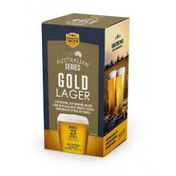 Australian Brewer's Series - Gold Lager