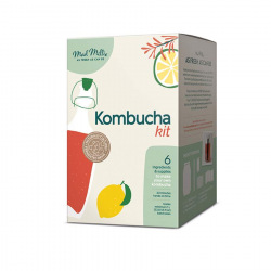 Kombucha Starter Kit com SCOBY