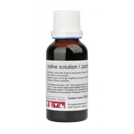 Solução de Iodo 7% (30ml)