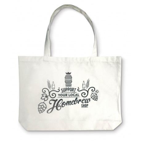 Saco Algodão - Support Your Local Homebrew Shop