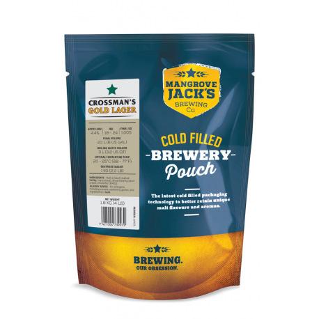 Crossmans Gold Lager 1.8kg