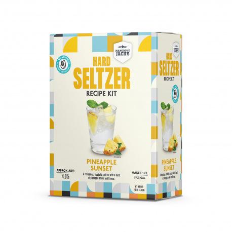 Hard Seltzer Ananás