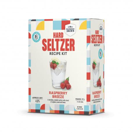 Hard Seltzer Framboesa