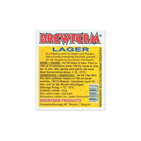 Lager | Brewferm