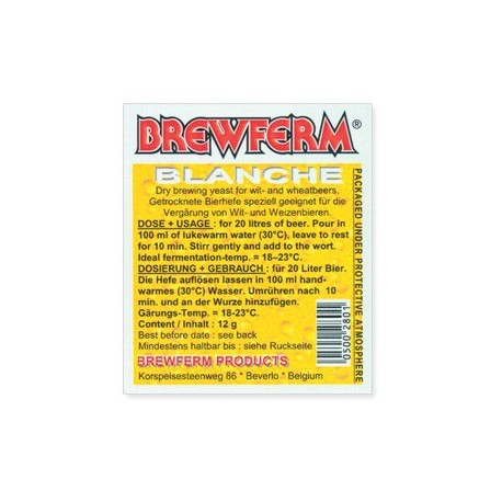 Blanche (trigo) | Brewferm