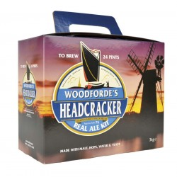 Headcracker | Woodfordes Brewery