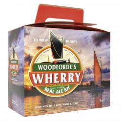 Wherry Best Bitter| Woodfordes Brewery