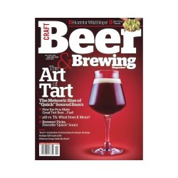 Nº 12 The Art of Tart | Revista Craft Beer & Brewing