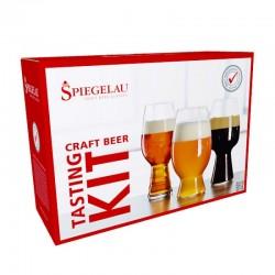 Tasting Kit | Spiegelau | Conjunto 3 Copos