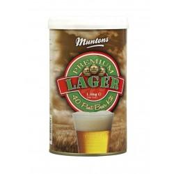 Lager | Munton's Standard