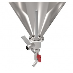 Grainfather Conical FV DUAL VALVE TAP
