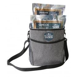 Bourbon Barrel + Simcoe IPA   oferta saco isotérmico