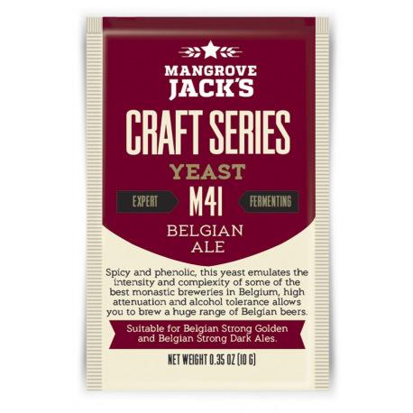 M41 | Belgian Ale