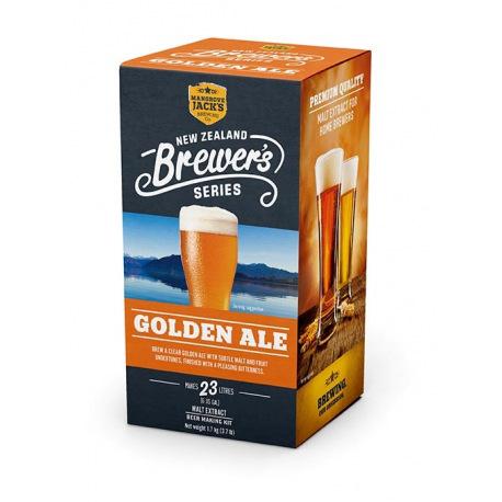 Golden Ale - New Zealand Brewers Series - Mangrove Jack's