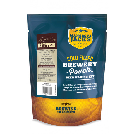 Northern Star Bitter - 1.8kg - MJ Traditional Series