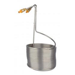 Serpentina Arefecimento   Inox   50 litros