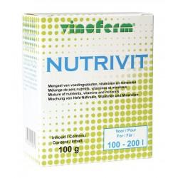 Nutrientes | Nutrivit 100gr
