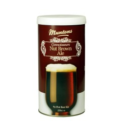 Nut Brown Ale| Munton's Connoisseur