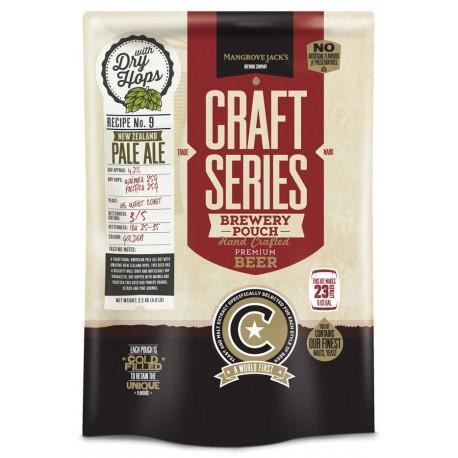 New Zealand Pale Ale   com DRY HOPS