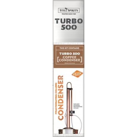 Coluna Destilação T500   Cobre