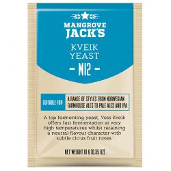 M12 | Kveik Yeast