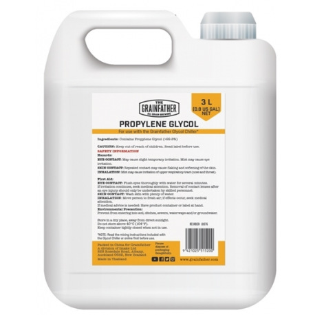 Propileno Glicol 3L Grainfather