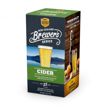 Sidra de Maçã - New Zealand Brewers Series - Mangrove Jack's