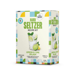 Hard Seltzer Limão e Lima