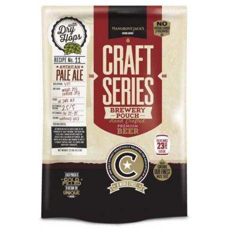 American Pale Ale  com DRY HOPS