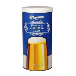 Continental Lager | Connoisseurs