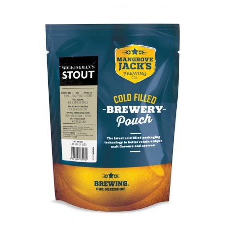 Export Stout   1,8 KG   Mangrove Jack's