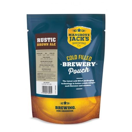 Rustic Brown Ale   4,2%