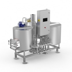 Brewhouse Mini 500 | aka Sl0w Beer Plus